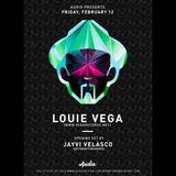 Jayvi Velasco live at Audio SF 2-12-16 (opening set for Louie Vega)