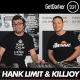 Hank Limit B2B Killjoy - GetDarker Podcast 231 (Tumble Audio Takeover)