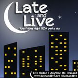 Late and Live On Demand - E45 - Listener Mix (22nd February 2013)