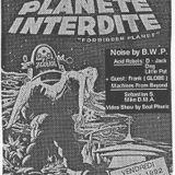 Deg - Planete Interdite @ Globe (Stabroek) 13.11.1992