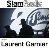 Slam - Slam Radio 271 (guest mix Laurent Garnier - live at Maximum Pressure, Glasgow) - 07-Dec-2017