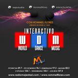 INTERACTIVO WORLD DANCE MUSIC - MAJESTAD FM 89.7 - 27 Diciembre