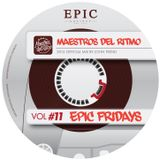 Maestros Del Ritmo vol 11 - 2015 Official Mix By John Trend