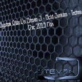 James System Ollie Vs Steven J - Acid Junkies - Minimal / Acid Techno B2B - Dec 2013