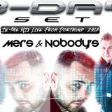 M2R'S & MR.NOBODY'S  Happy B-DAY DJ  SET LIVE FROM DORTMUND 2017