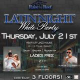 New Latin thursdays at a roof top Music By Dj Franky G Tpa for more info call 813-789-2769