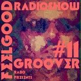 GROOVER @ Feel Good Radioshow on www.Ibizahottradio.com presented by Rabo