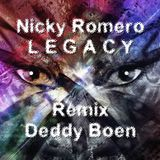 legacy Nicky Romero - By Mix Deddy Boen