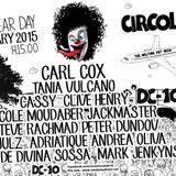 Andrea Oliva  - Live At Circoloco NYD, DC10 (Ibiza) - 01-Jan-2015