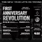 Avatara - R8 Club NYE Mix Progressive Techno