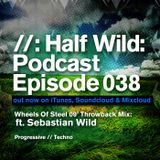 Half Wild: Podcast // Episode 038 // Wheels of Steel 09' Throwback Mix