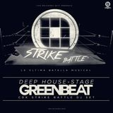 CDX STRIKE BATTLE GREENBEAT 3º ANIVERSARIO