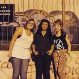 Meninas Pra Frente entrevistam Aline (No Rest) 17.03.17