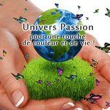 Univers Passion (18-03-17) Annie Bergeron; Les bienfaits de la création inspirée par l'art-thérapie
