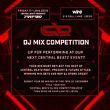 Central Beatz DJ Mix Competition 2019