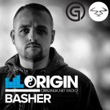 BASHER - ORIGIN.NET GUEST MIX - AUGUST - 2016