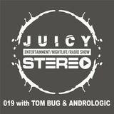 019 with TOM BUG & ANDROLOGIC