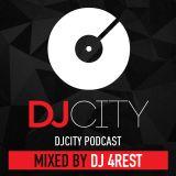 DJcity Podcast - Mixed by DJ 4REST