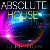 VA - Absolute House Vol.74