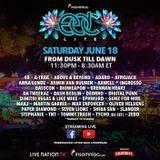 Brennan Heart - live at EDC 2016 Las Vegas (Wasteland) - 19-Jun-2016