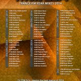Yearmix 2014 @ Trance.FM (31.12.2014) - Top 20 +