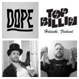 Sir Nenis & DJ Flipperi for Dope Show on Basso Radio