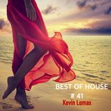 Kevin Lomax - Best of House # 41