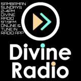BASSBIN DRUM AND BASS SPECIAL 26th NOVEMBER 2017 DIVINE RADIO SAMBAMAN BTB DJ T1