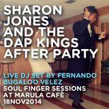After Party Sharon Jones Dj Set By Fernando Bugaloo Velez
