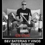 Episodio 59 B&V baterias y vinos 18-8-16 Brian Blade - Mark Giuliana
