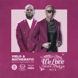 Vielo & Mathematic - We Love Tropical RnB Mix
