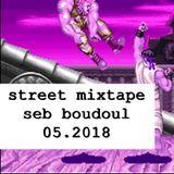 Street Mixtape SebBoudoul 05.2018