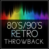 80'S/90'S RETRO THROWBACK!