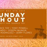 Sunday Shout  May 5, 2019   Opening Set