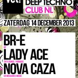 Live Recording @ VET!, 14 December 2013, Club NL Amsterdam