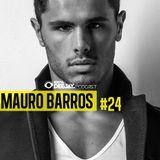 100% DJ - PODCAST - #24 - MAURO BARROS