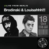 Louisahhh!!! @ Beatport Berlin (2013.10.18 - Germany)