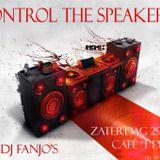 control the speakers (retro mix)