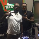 Teddy Abrokwa @SoundBoyT WeekendMAshUp ft guests P Montana x Wizzy x Dun D on Y107.9FM Ghana