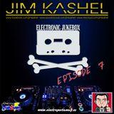 Electronic Jukebox Radioshow by Jim Kashel (Episode 7 - 24-08-2013) www.electropostaway.es