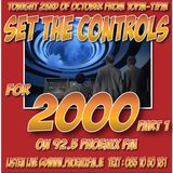Set The Controls...for 2000 Part 1