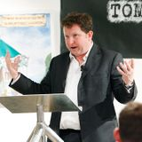 Nick Jenkins, founder of Moonpig.com at ToMax Talks