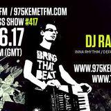 DJ Ransome - Kemet FM D&B Show Guest Mix + Interview