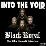 Into The Void - Black Royal