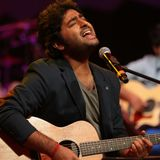 Arijit Singh Mtv unplugged Mic test session with RJ Urmin