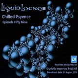 Liquid Lounge - Chilled Psyence (Episode Fifty Nine) Digitally Imported Psychill August 2019