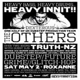 Jayar, live @ Heavy Innit (Melbourne) feat The Others (UK) & Truth (NZ) May 2009