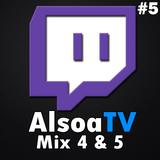 Recap of: Live DJ Session #5 on Twitch.tv/alsoatv - Mix 4 & 5 (Read description) - EDM, Dance & Trap