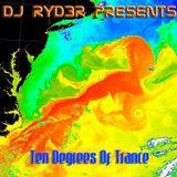 Ten Degrees Of Trance