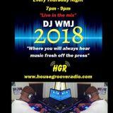 DJ WM J GETTN THE YEAR STARTED
